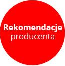 Rekomendacje producenta